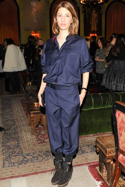 Sonia Rykiel Cocktail Event, New York - January 6 2015