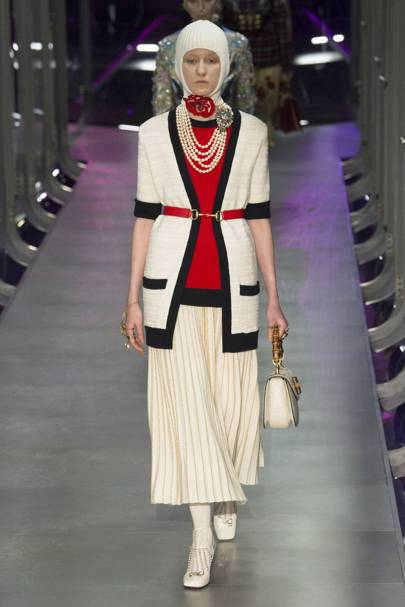 437ba0c2418 Gucci Autumn Winter 2017 Ready-To-Wear show report