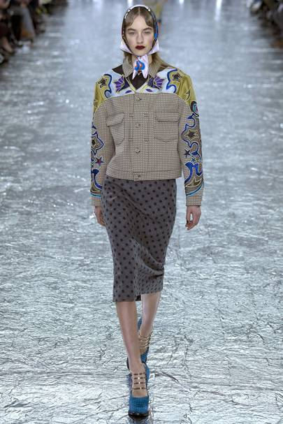 0d65b23ce8 Mary Katrantzou Autumn/Winter 2016 Ready-To-Wear show report ...