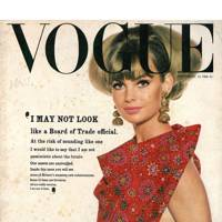 Vogue Cover, 15 September 1964