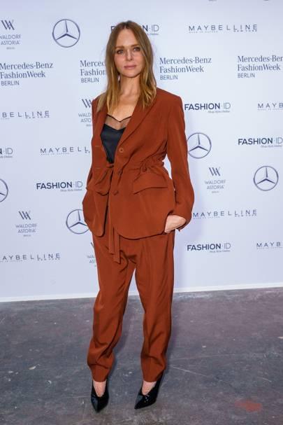 Designer For Tomorrow Fashion Show Berlin Fashion Week, Germany – July 6 2017
