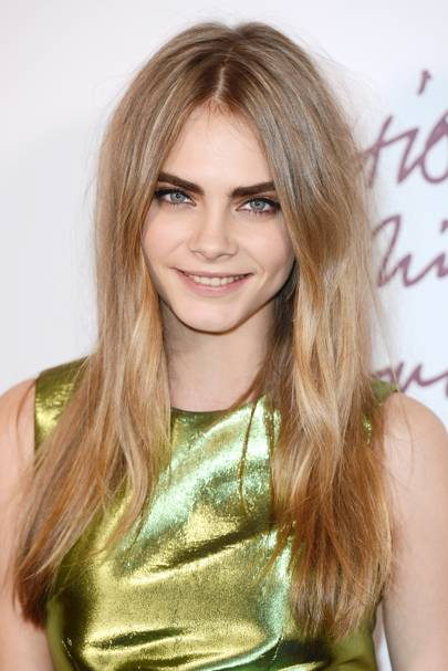 British Fashion Awards, November 2012