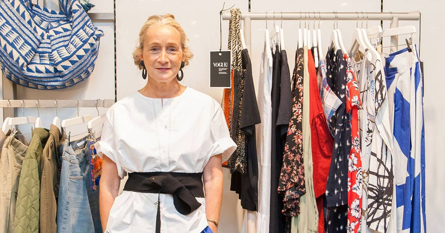 Styling Tips To Note From Lucinda Chambers