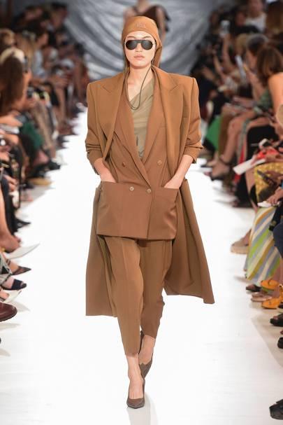 929bb9c40f31 Max Mara Spring/Summer 2019 Ready-To-Wear show report | British Vogue