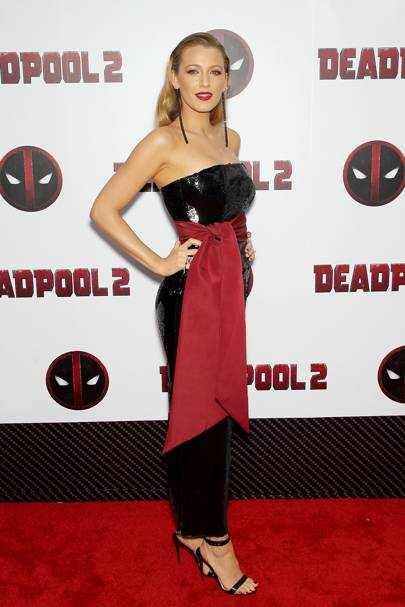 'Deadpool 2' premiere, New York - May 14 2018