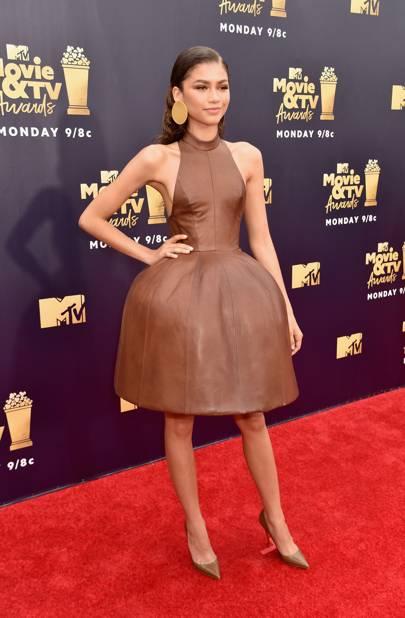 MTV Movie and TV Awards, Santa Monica - June 16 2018