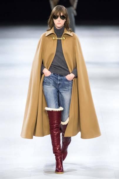 ac0200aa8 Celine Autumn Winter 2019 Ready-To-Wear show report