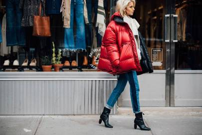 The Coat: An Oversized Puffer