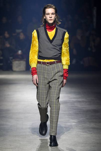 df65a0d8d958 Kenzo Autumn Winter 2018 Menswear show report