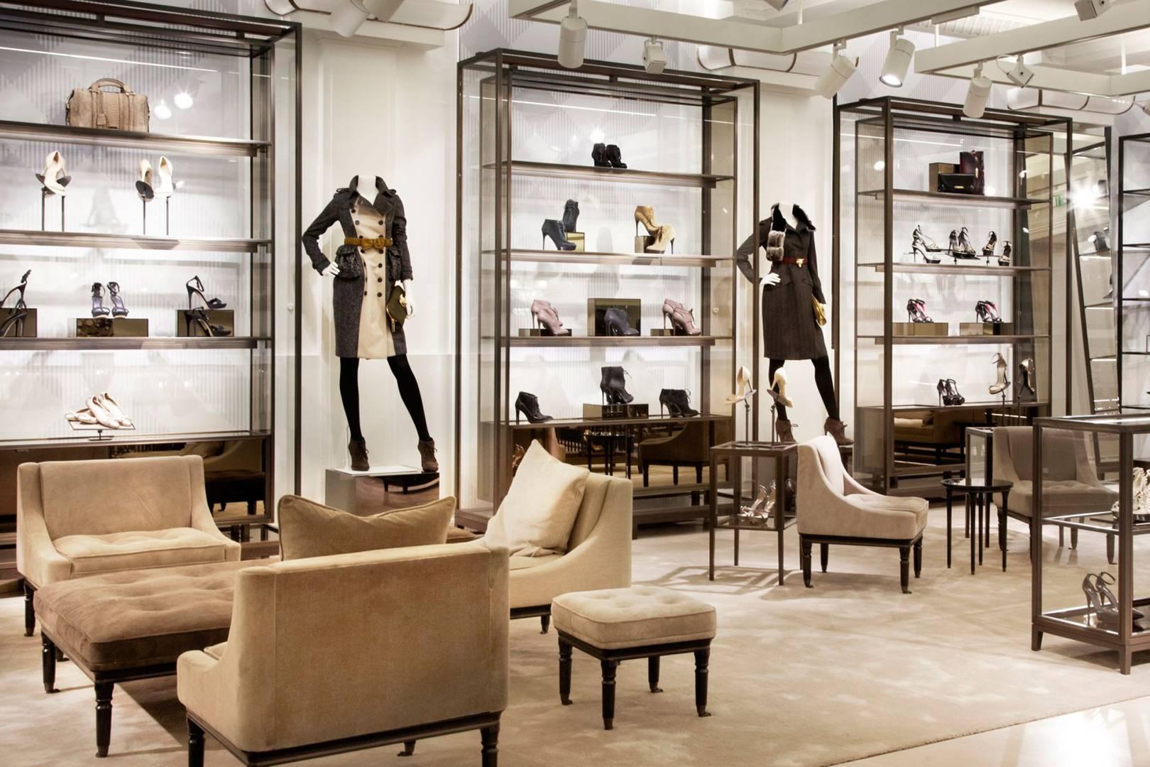 Burberry Regent Street Flagship Opens   British Vogue ffc1438dd4