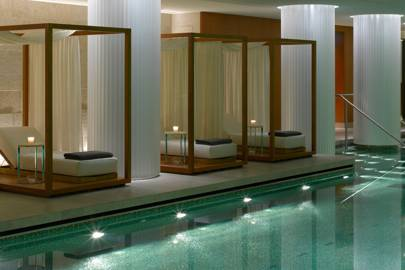 Mother's Hour, Bulgari Hotel Spa