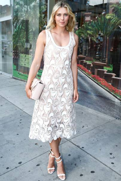 CFDA 20th Anniversary of Fashion Targets Breast Cancer, New York - August 20 2014