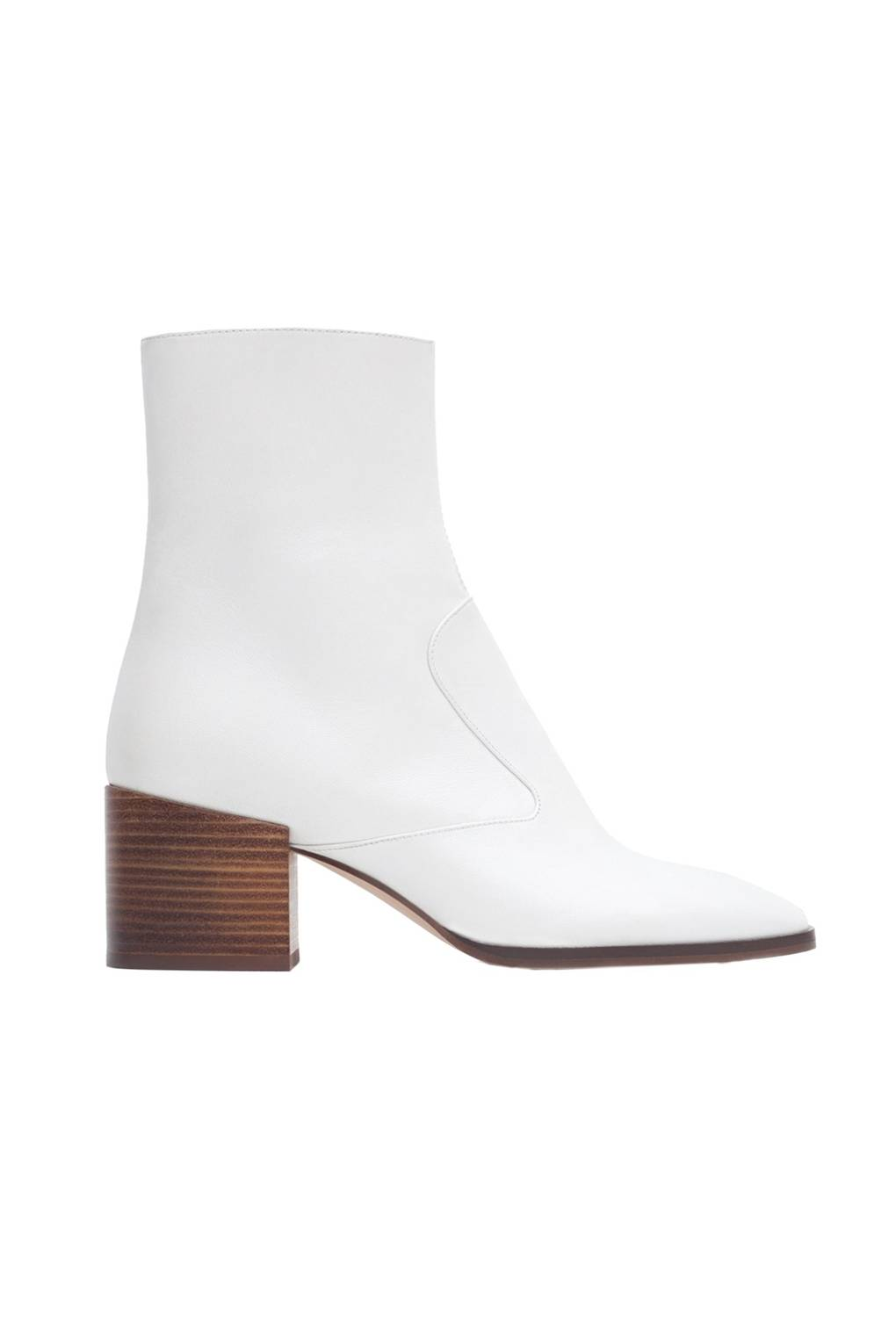 47c62756812e The Vogue Edit To Buy Now  10 Best White Ankle Boots