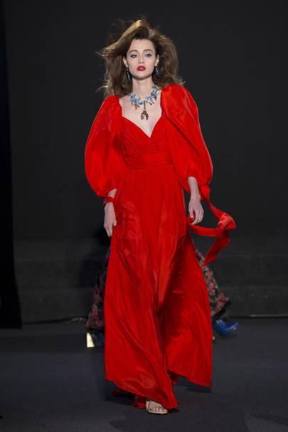 Ronald Van Der Kemp Spring/Summer 2018 Couture Collection