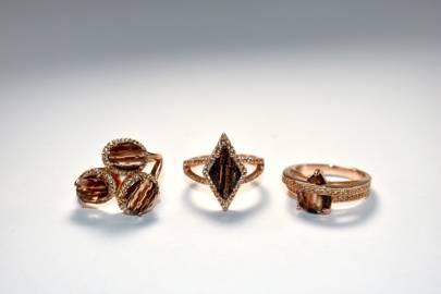 Stardust Kite Ring Collection by Shimmer by Cindy