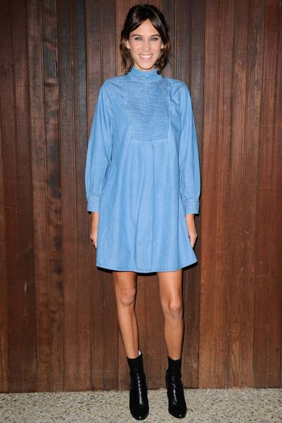 Alexa Chung For AG Launch Party, LA - January 22 2015