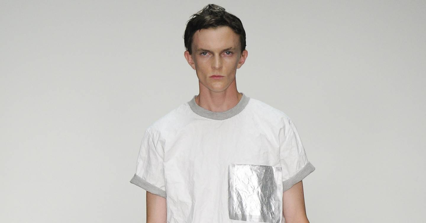 c77b653fb67b Richard Nicoll Spring Summer 2015 Menswear show report