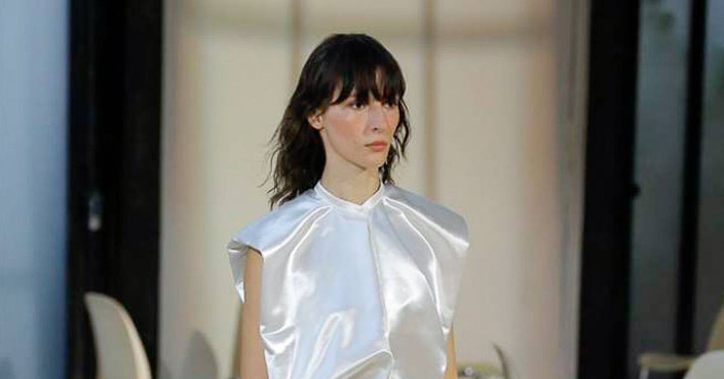 17c8d21c8ca1 Lemaire Spring Summer 2018 Ready-To-Wear show report
