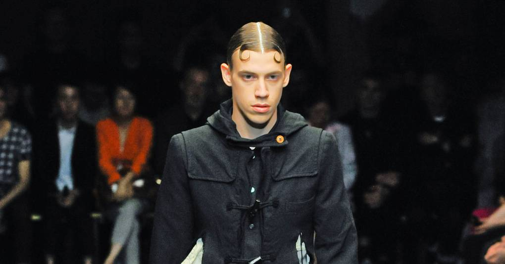 Comme Des Garcons Homme Spring/Summer 2012 Menswear show
