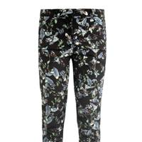 Erdem Rainforest reflections print Esmeralda trousers, £560