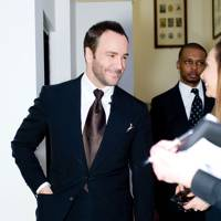 Tom Ford at the Vogue Festival
