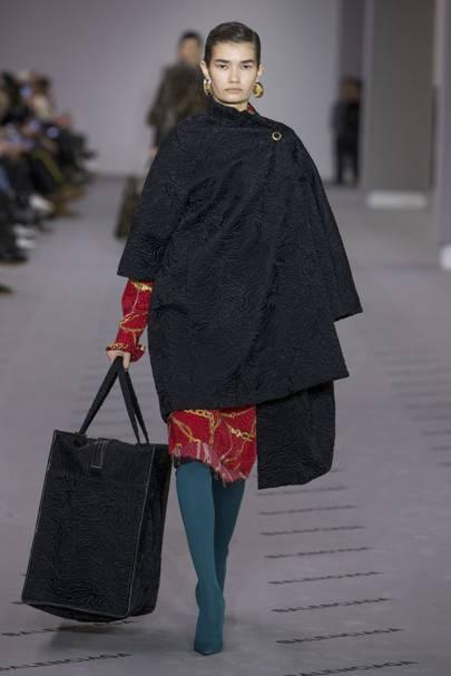 feecad6629c0 Balenciaga Autumn Winter 2017 Ready-To-Wear show report