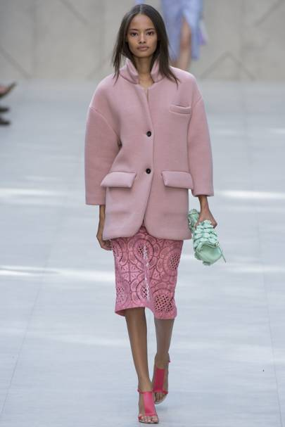 6bfd3071216c Burberry Prorsum Spring/Summer 2014 Ready-To-Wear show report ...