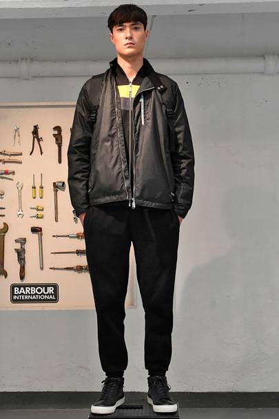 barbour 2018
