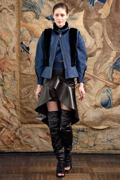 Autumn/Winter 2014 Ready-To-Wear | British Vogue