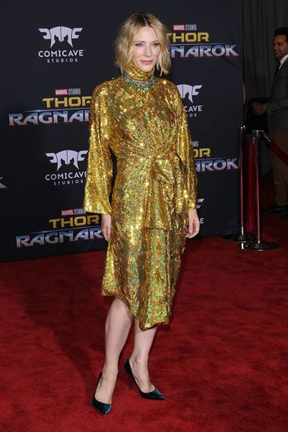 'Thor: Ragnarok' Premiere, Los Angeles - October 10 2017