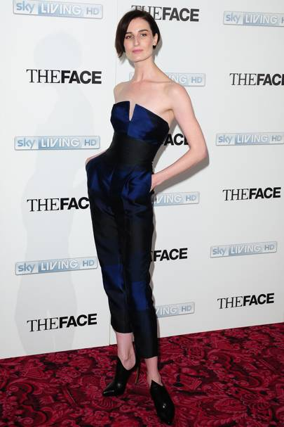 The Face TV show launch, London - September 26, 2013