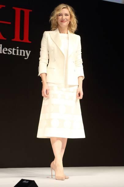 SK-II Change Destiny Forum, Tokyo - January 21 2016