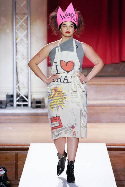 06a3ff7514a Vivienne Westwood Autumn Winter 2017 Ready-To-Wear show report ...