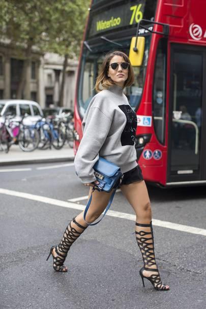 Tamara Kalinic, blogger