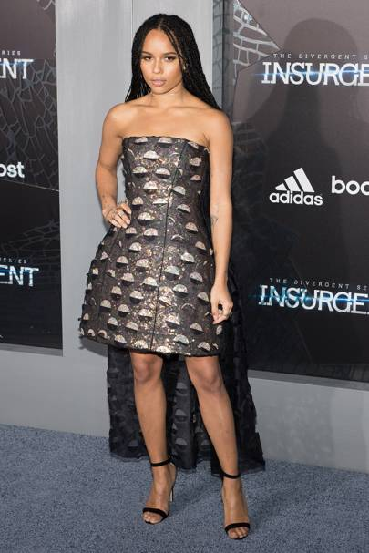 Insurgent premiere, New York - March 16 2015