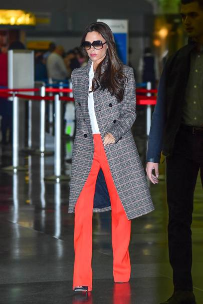 JFK Airport, New York - October 26 2015