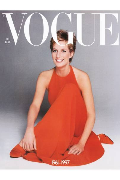 Vogue Cover, October 1997
