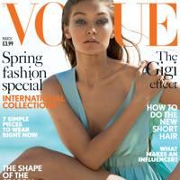 British Vogue, March 2017