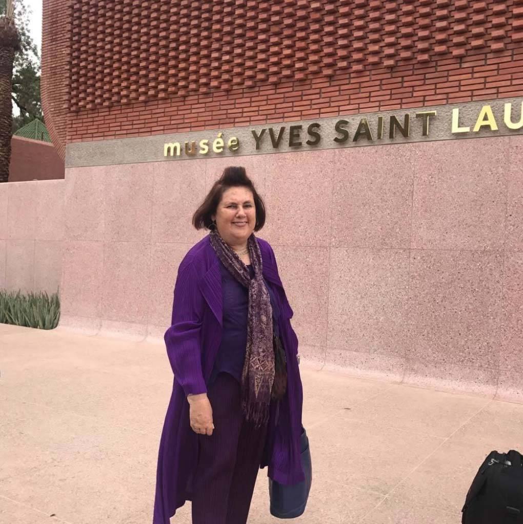 3a289246170 Musée Yves Saint Laurent, Marrakesh: A Life in Colour | British Vogue