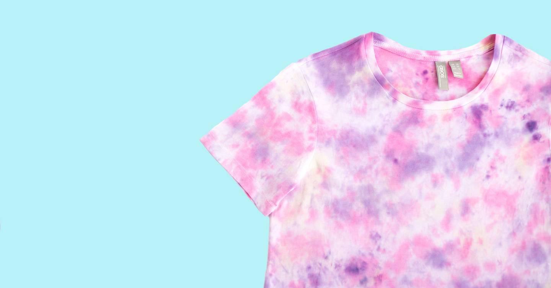 DIY A Tie-Dye T-Shirt - Tutorial For Spring/Summer 2019 Biggest