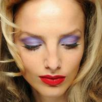 Violet and Purple Eye Shadows