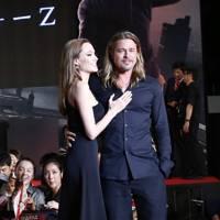 World War Z premiere, Tokyo - July 29 2013