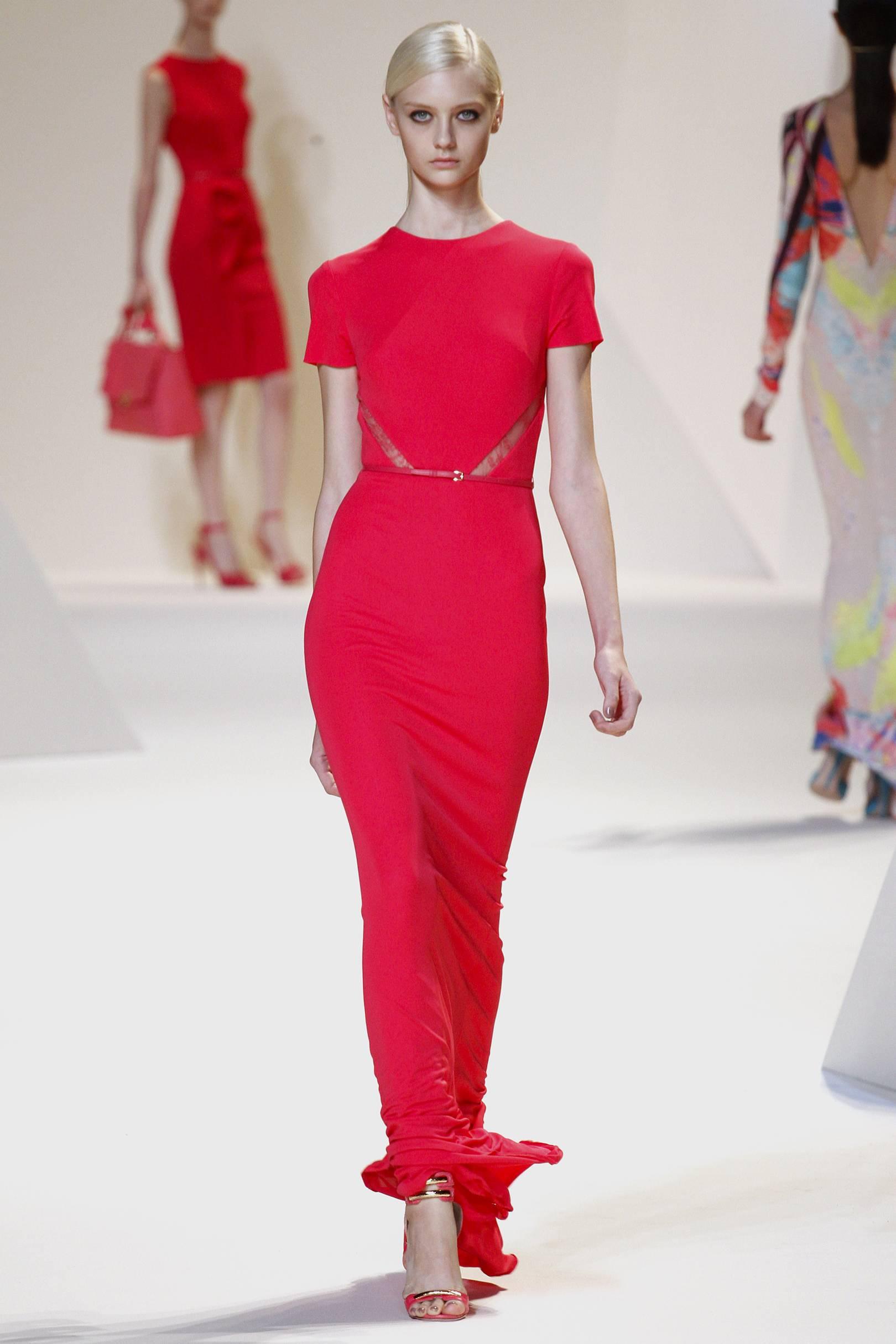 a5c8db41b6e Catwalk Dresses 2012 – Best Dresses from the Catwalk