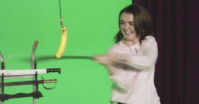 Maisie is a real-life ninja