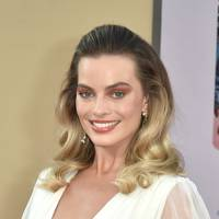 729435fdf Margot Robbie Channels Sharon Tate In Fresh-From-The-Catwalk Chanel Couture