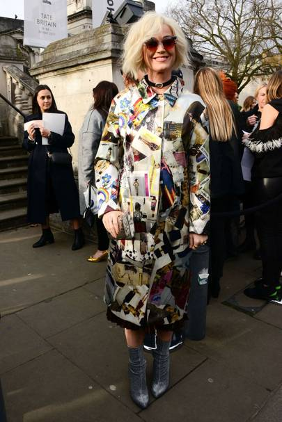 The Christopher Kane show - February 20 2017