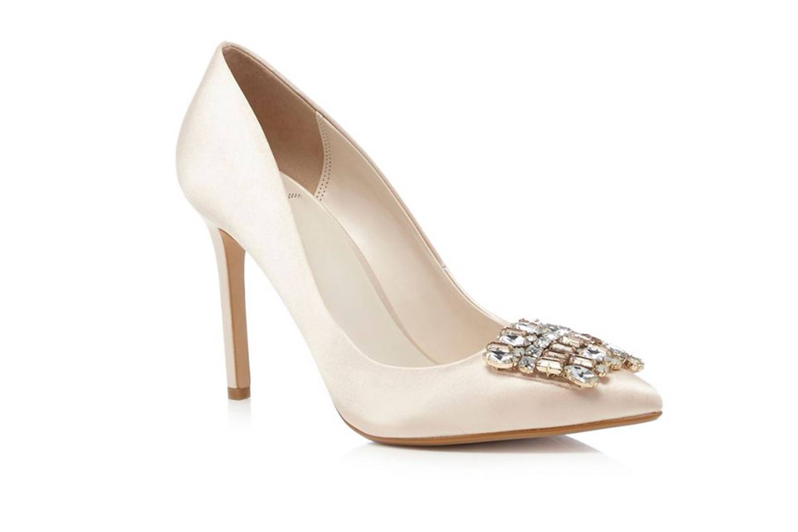 cfd9ef86e7c The Best Affordable Bridal Shoes To Shop Now