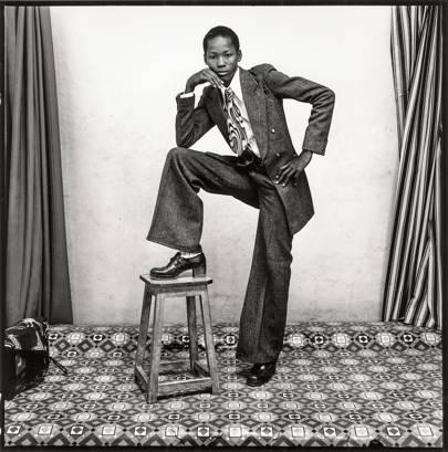 Un Jeune Gentleman, 1978
