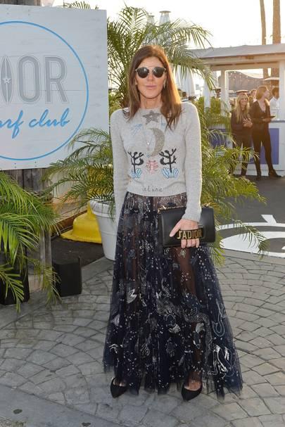 Christian Dior Cruise 2018 Welcome Dinner, Malibu - May 10 2017