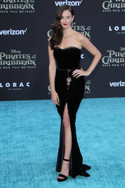 'Pirates of the Caribbean: Dead Men Tell No Tales' premiere, Los Angeles - May 18 2017